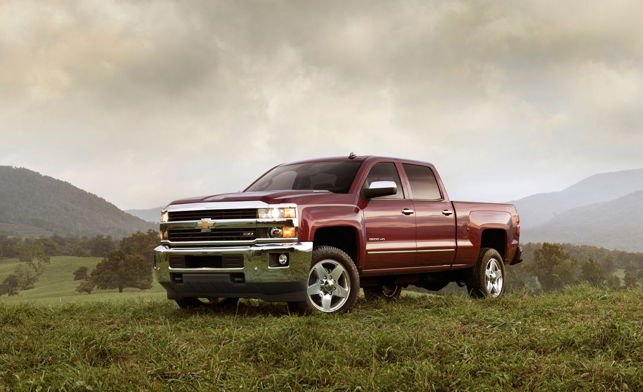 All Chevy 2013 chevy 2500hd ltz : 2015 Chevrolet Silverado 2500 / 3500 HD Photos and Info – News ...