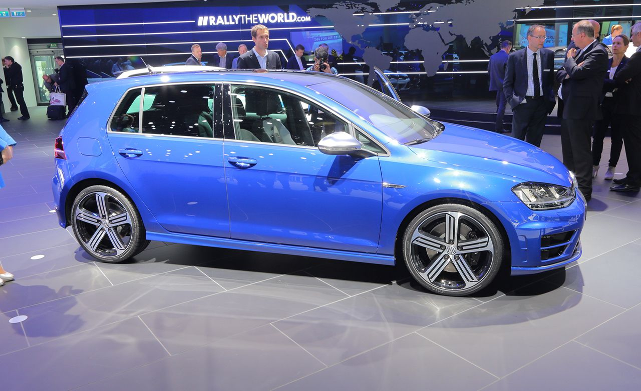 2015 Volkswagen Golf R Photos and Info  News  Car and Driver