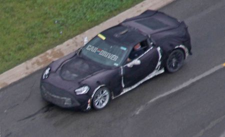 Exclusive: 2016 Chevrolet Corvette Z07 Spy Photos