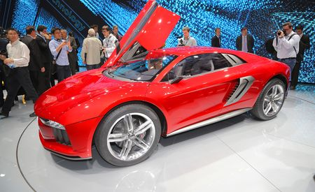 Audi Nanuk Quattro Concept: An Italdesign Parcour for Four-Ringed Folks