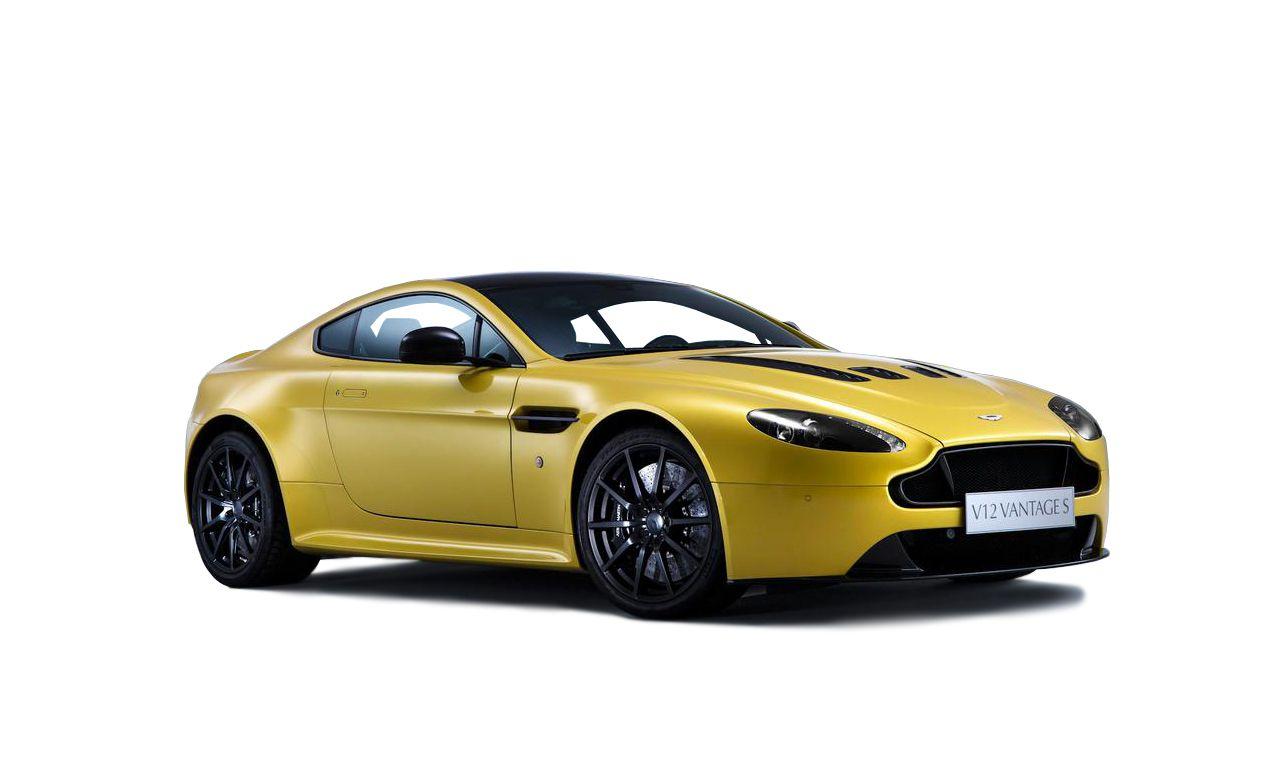 New Cars for 2014: Aston Martin