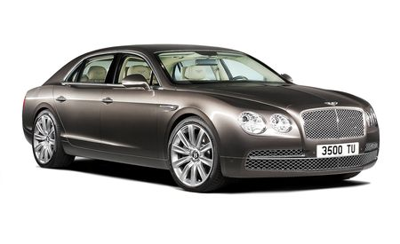 New Cars for 2014: Bentley and Bugatti