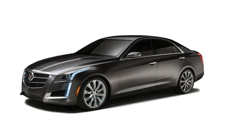 New Cars for 2014: Cadillac