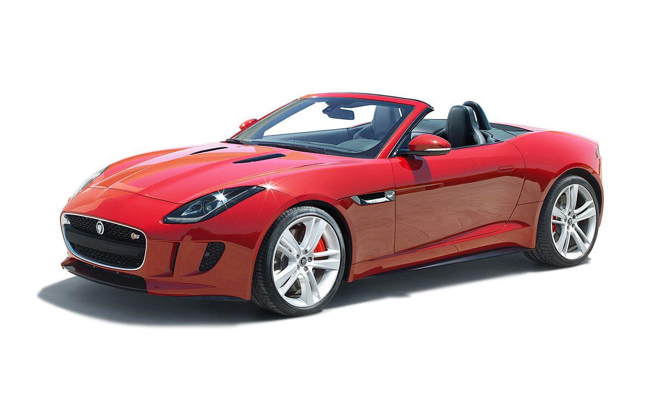 New Cars for 2014: Jaguar