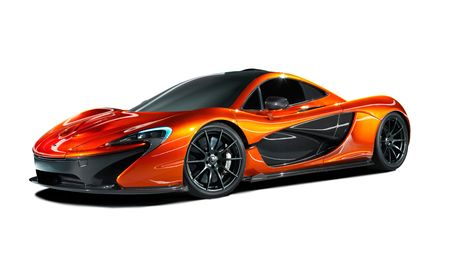 New Cars for 2014: McLaren