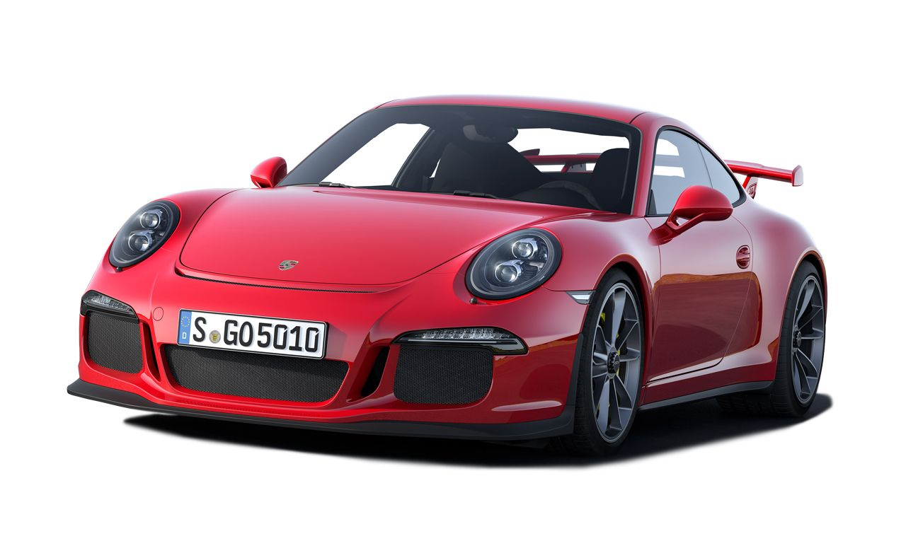 New Cars for 2014: Porsche