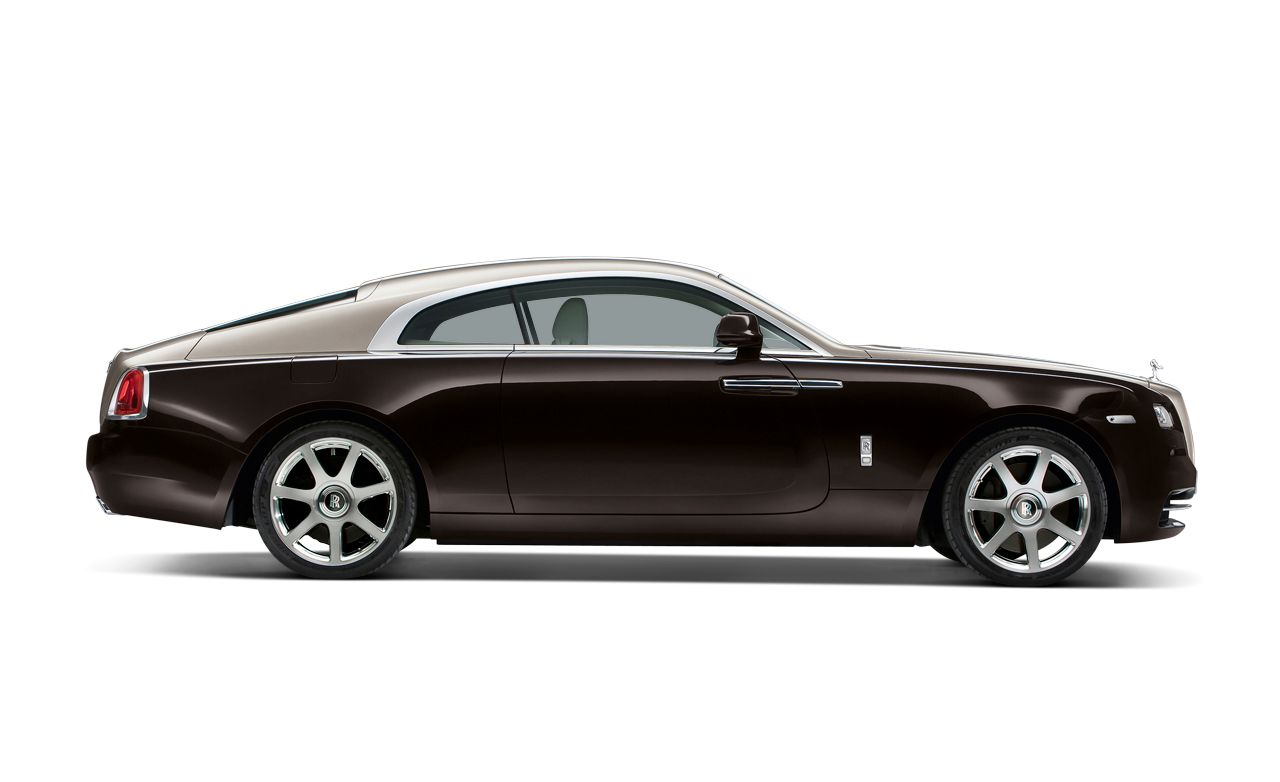 New Cars for 2014: Rolls-Royce