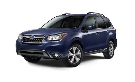 New Cars for 2014: Subaru