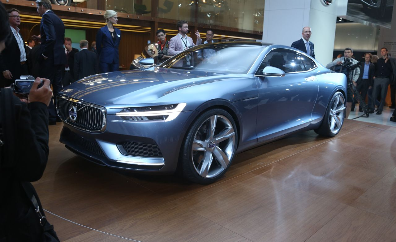 Volvo Concept Coupe Photos and Info – News – Car and Driver