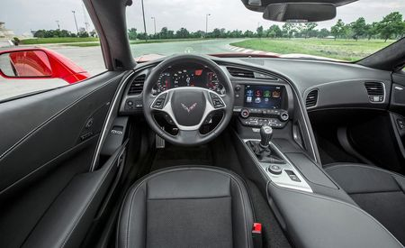 2014 Chevrolet Corvette Stingray Z51 Interior In-Depth