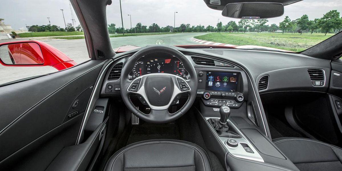 2014 Chevrolet Corvette Stingray Z51 In Depth Interior Tour 8211