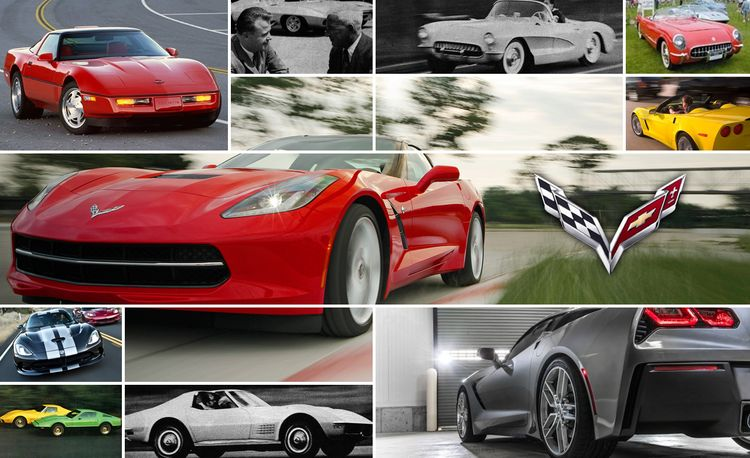 Chevrolet Corvette C1–C7 Mega-Hub: Tests, Comparos, Features, and More!