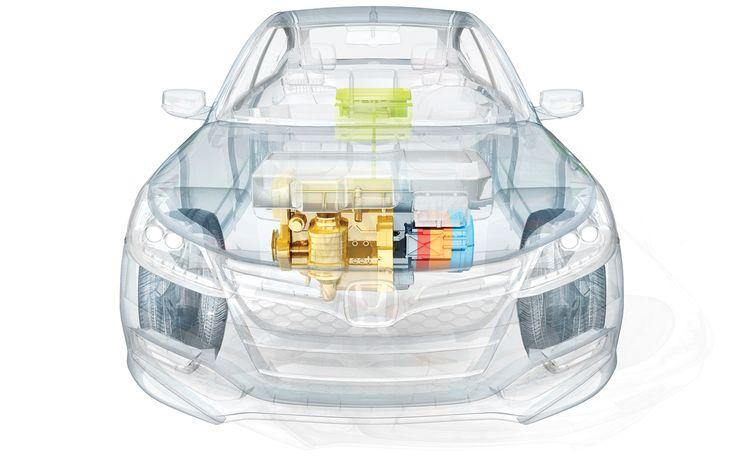 Explaining the Honda Accord's Shrewdly Designed New Hybrid System