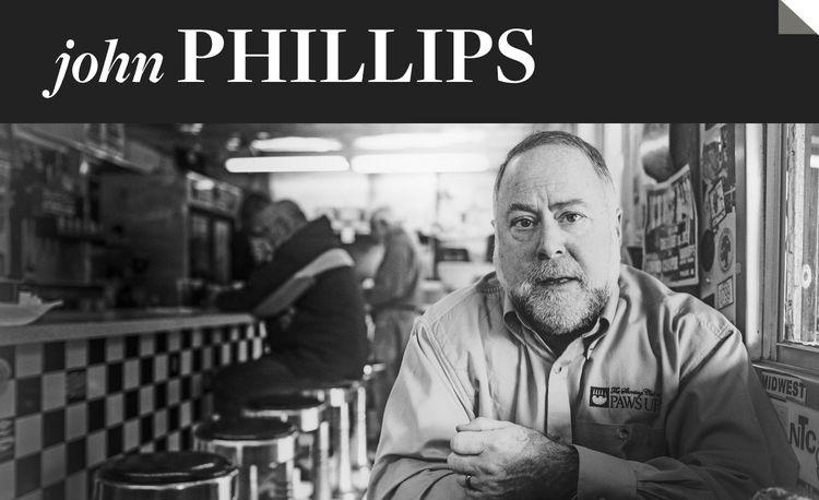 John Phillips: Nissan Pathfinders Remembered