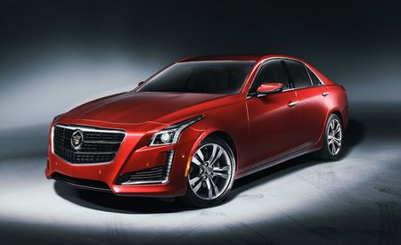Second Look: 2014 Cadillac CTS Sedan