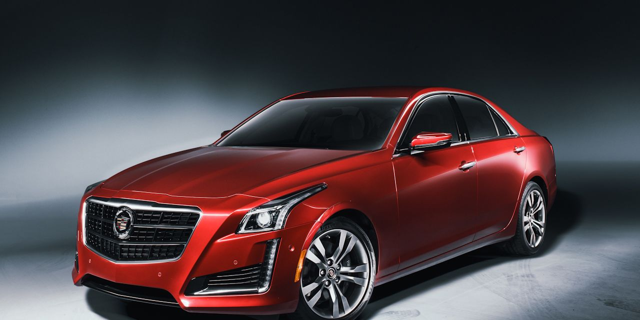 Second Look: 2014 Cadillac CTS Sedan