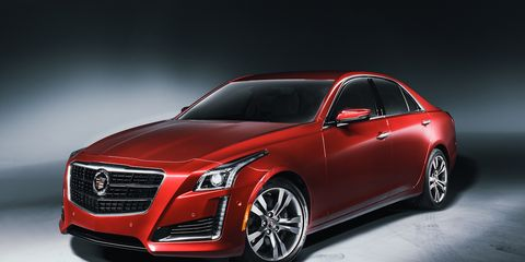 second look 2014 cadillac cts sedan 8211 feature 8211 car and