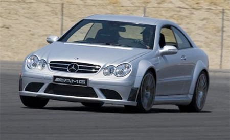 Up Close: 2008 Mercedes-Benz CLK63 AMG Black Series