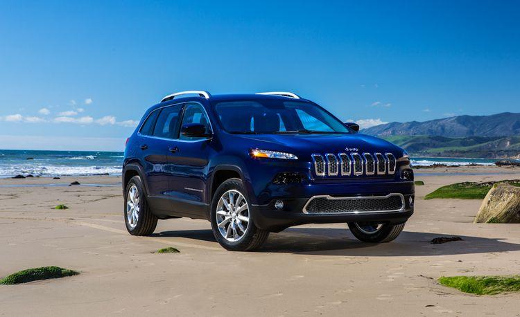 2014 Jeep Cherokee 2.4L