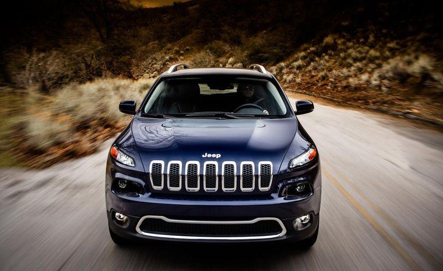 2014 Jeep Cherokee Limited - Slide 11