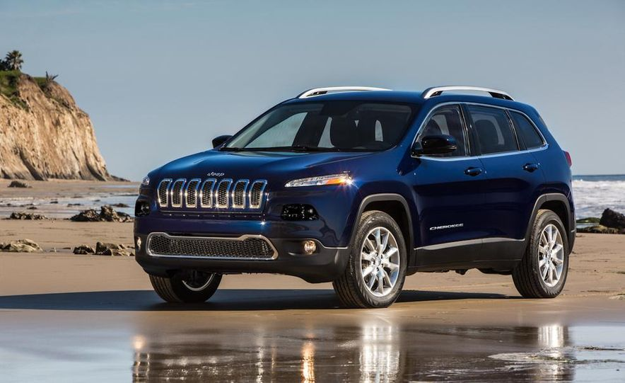 2014 Jeep Cherokee Limited - Slide 30