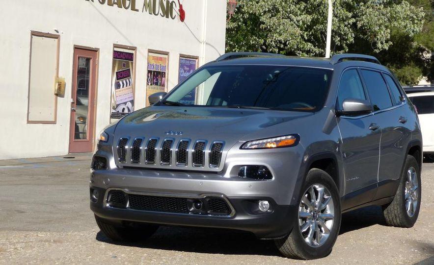 2014 Jeep Cherokee Limited - Slide 3
