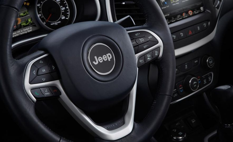 2014 Jeep Cherokee Limited - Slide 48