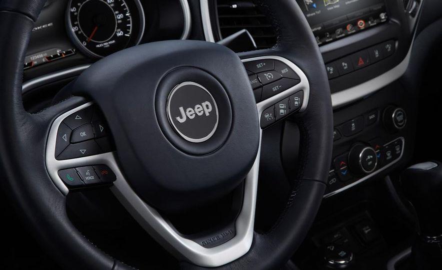 2014 Jeep Cherokee Limited - Slide 49