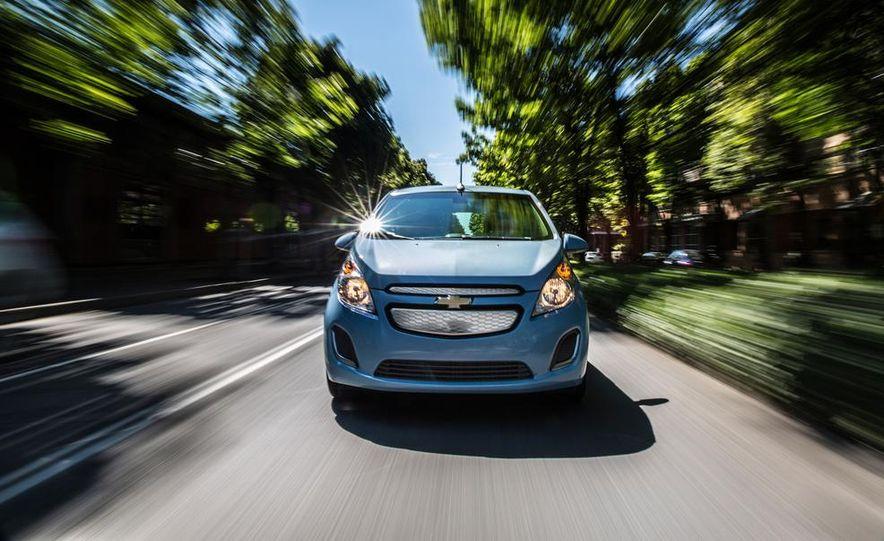 2014 Chevrolet Spark EV - Slide 5