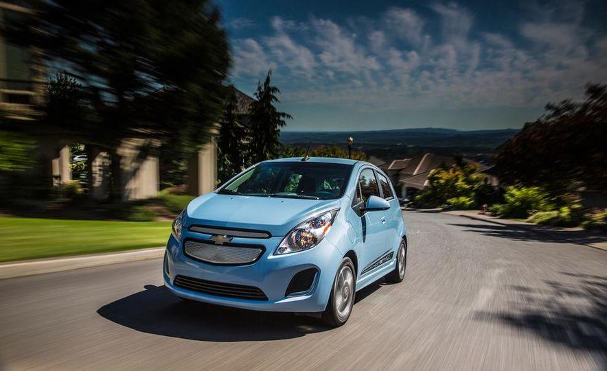 2014 Chevrolet Spark EV - Slide 12