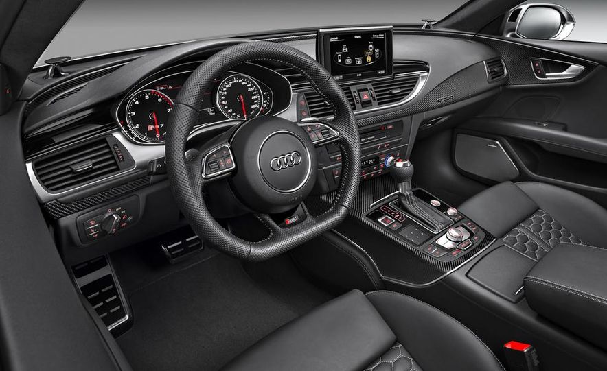 2014 Audi RS7 - Slide 13