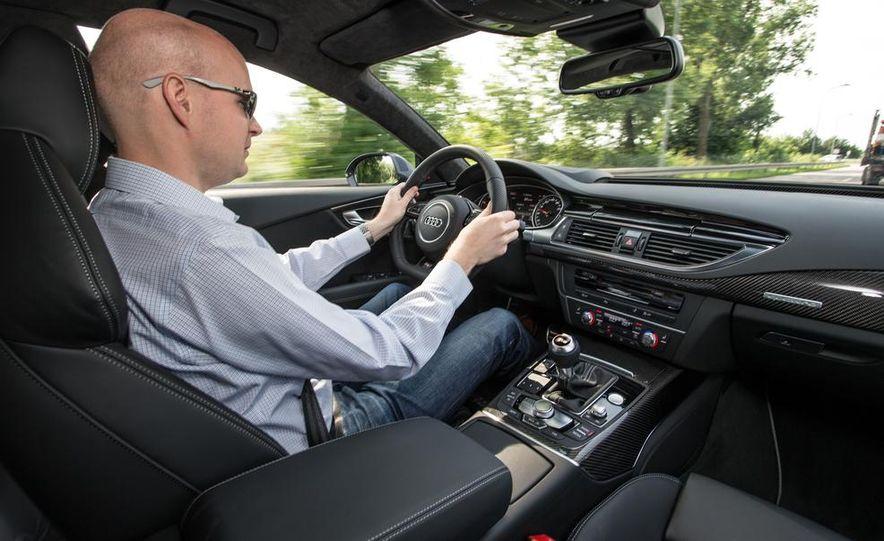 2014 Audi RS7 - Slide 16