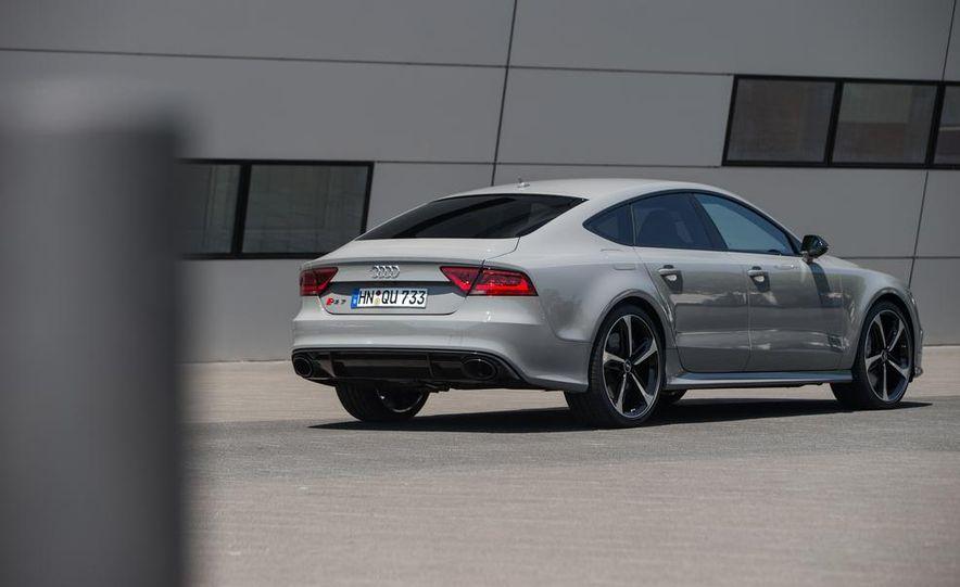2014 Audi RS7 - Slide 7
