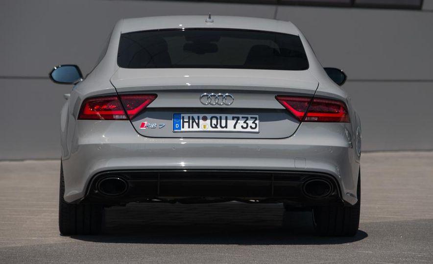 2014 Audi RS7 - Slide 9