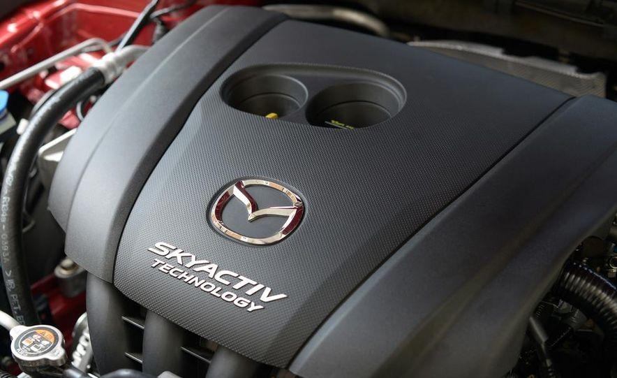 2014 Mazda 3 hatchback - Slide 20