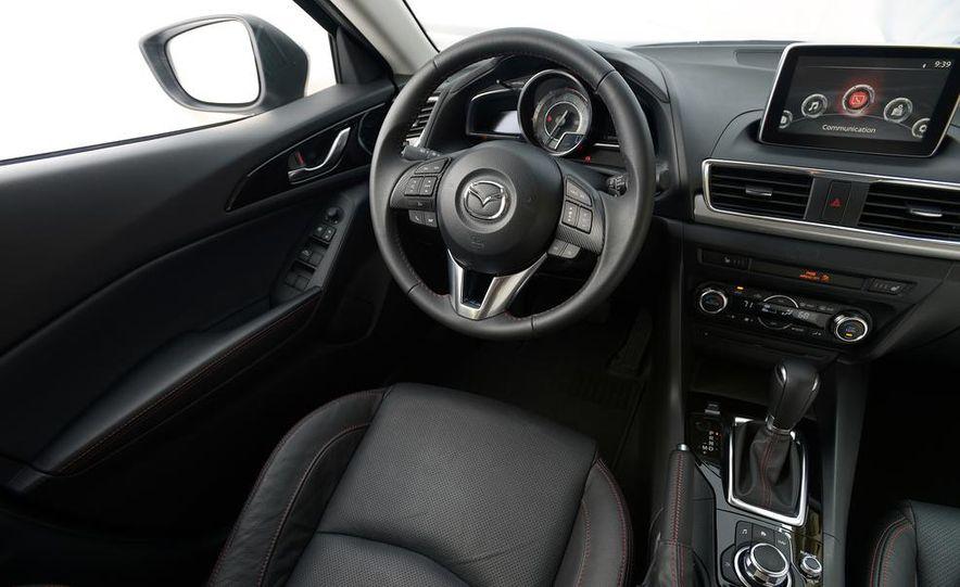 2014 Mazda 3 hatchback - Slide 14