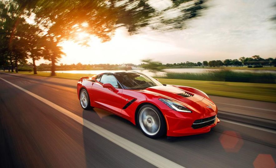 2014 Chevrolet Corvette Stingray - Slide 1