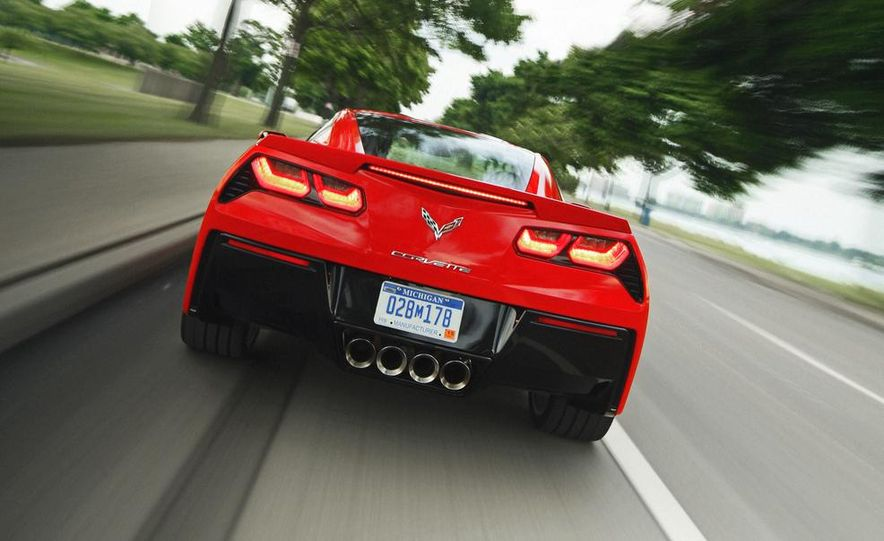 2014 Chevrolet Corvette Stingray - Slide 5
