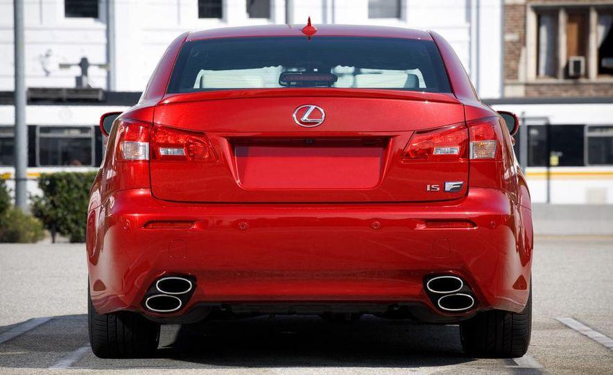 2015 Lexus RC F (spy photo) - Slide 21