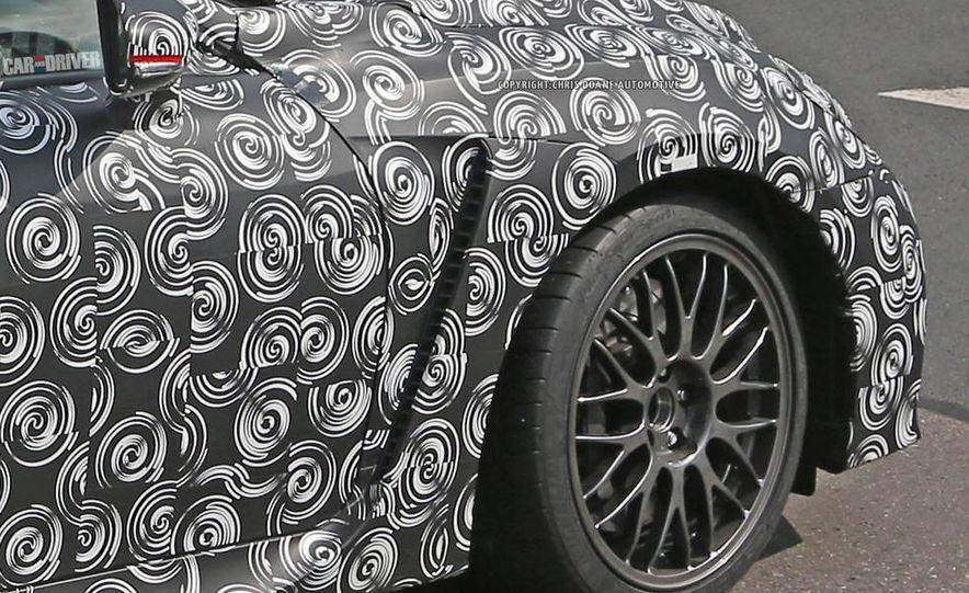 2015 Lexus RC F (spy photo) - Slide 12