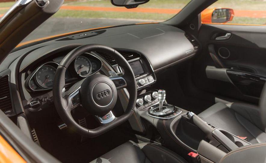 2014 Audi R8 4.2 Spyder DCT - Slide 20