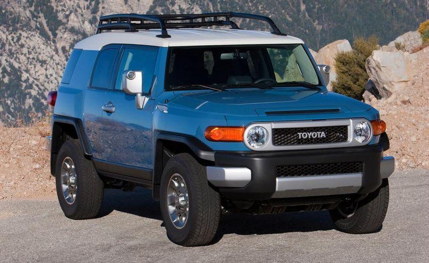 2014 Toyota 4Runner Limited - Slide 32