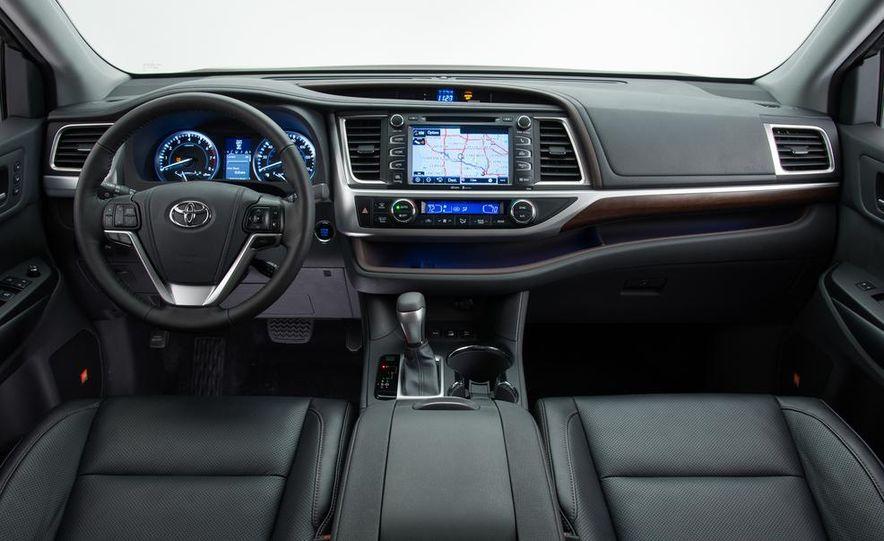 2014 Toyota 4Runner Limited - Slide 39