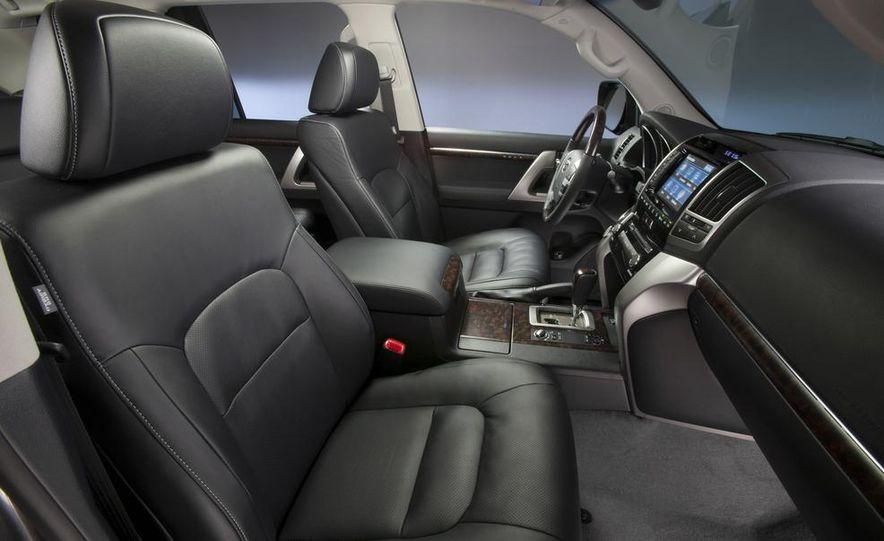 2014 Toyota 4Runner Limited - Slide 43