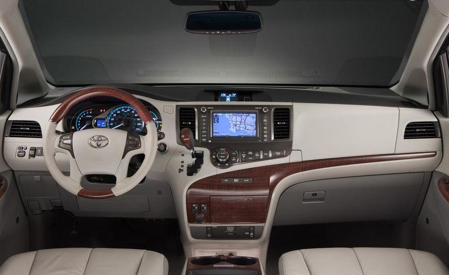 2014 Toyota 4Runner Limited - Slide 78