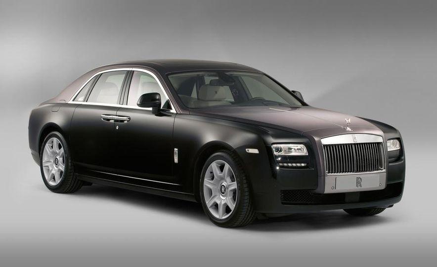 2014 Rolls-Royce Ghost - Slide 1