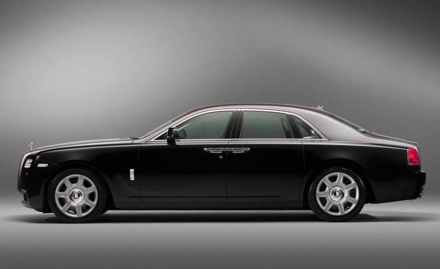 2014 Rolls-Royce Ghost - Slide 3
