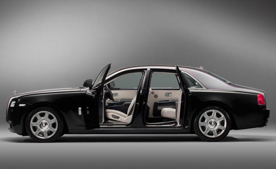 2014 Rolls-Royce Ghost - Slide 4