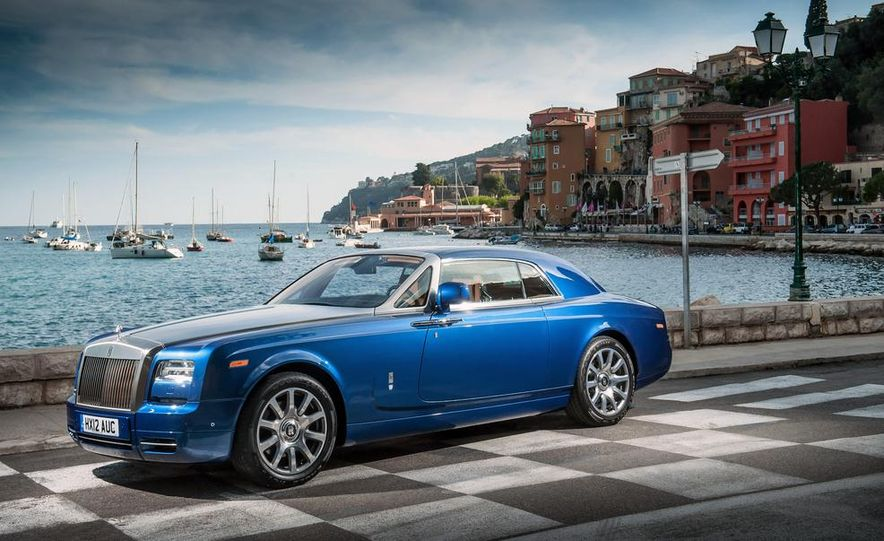 2014 Rolls-Royce Ghost - Slide 9