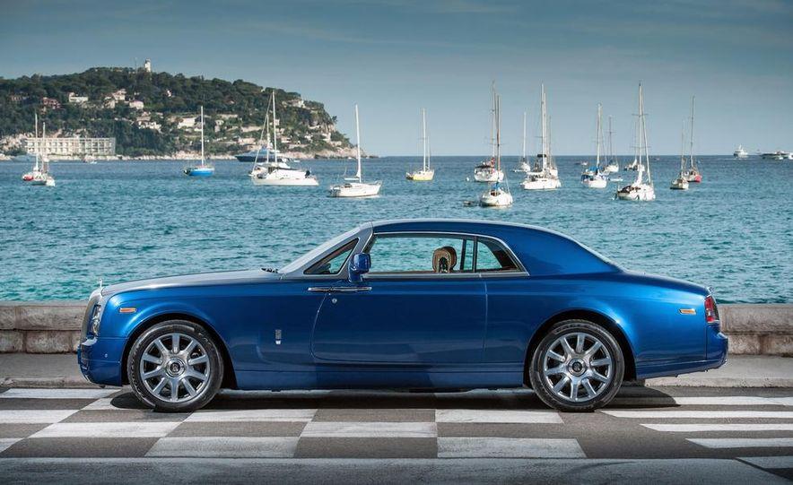 2014 Rolls-Royce Ghost - Slide 10